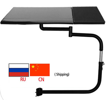 DL OK 030 Multifunctoinal Full Motion square mouse Support Laptop Holder keyboard mount Mouse Pad Compfortable