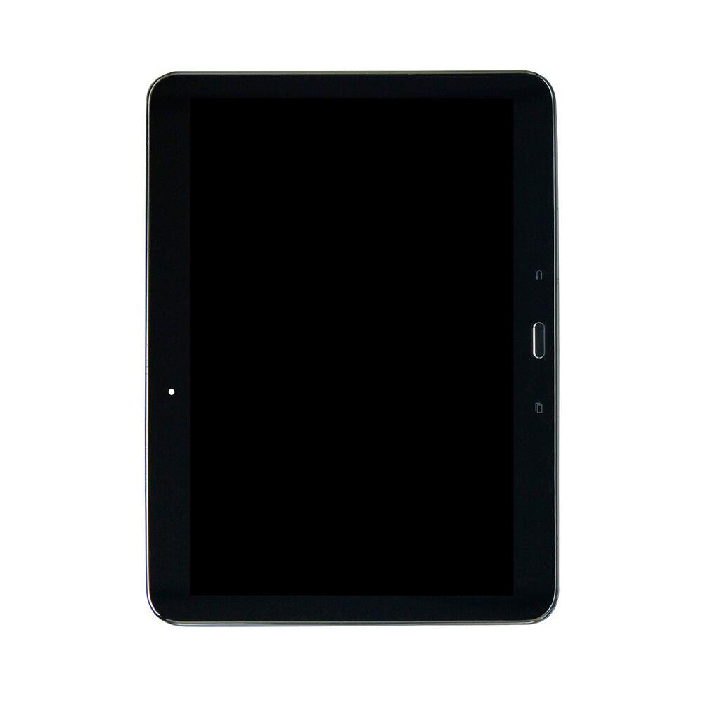 Для Samsung Galaxy Tab 4 sm-t530nu T530 Сенсорный экран планшета ЖК-Дисплей сборки Рамки Бесплатная доставка