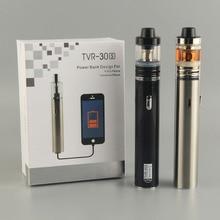 ÚJ e elektronikus cigaretta TVR-30S 2200mah Vaping készlet Vs Csak iJust 2 Kit Vs iJust 2 mini Kit áramfejlesztő mobiltelefon töltő