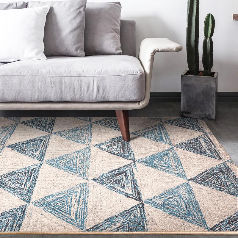 huamao nueva simplicidad europea moderna alfombras alfombras dormitorio sala de estar mesa de t de