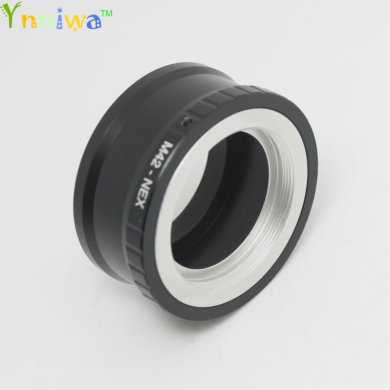 10pcs lot Camera Lens Mount Adapter Ring M42 NEX For M42 Lens And For SONY NEX