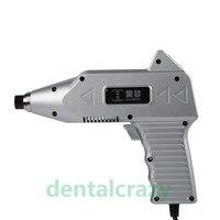 1500N Chiropractic 16 gears Portable Chiropractic Adjustable gun Spine Back Activator Instrument Spine Correct tools