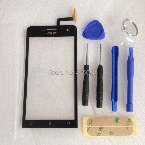 Asus zenfone 5 Z5 Capactive жк-экран сенсорный экран планшета передняя замена черный цвет + бесплатная наборы инструментов бесплатная доставка россия