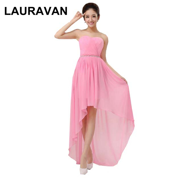 Special Occasion Womens Sexy Elegant Sleeveless Blue Purple Yellow Pink Bridesmaid Dress Short For Party Dresses Parties 2019