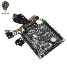 شحن مجاني STM32F407VET6 مجلس التنمية Cortex M4 STM32 الحد الأدنى نظام لوحة تعليمية ARM الأساسية