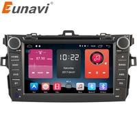Eunavi 8 Inch 2 Din Android 6 0 DDR3 2G 4G LTE Quad Core Car DVD