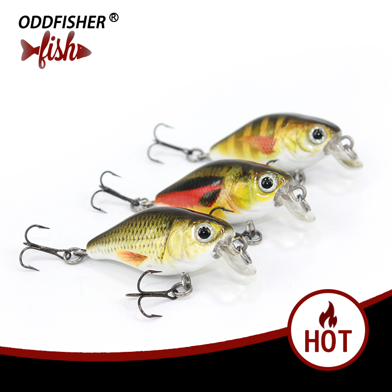 DOLPHIN USA RENEGADE AS PICTURED //CRANK//RED EYE/'S//GREEN CRAPIE 3 IN BASS LURE !