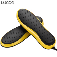 LUCOG Portable Electric Shoe Dryer 220V UV Sterilizate Deodorizate Dehumidificate Shoes 20W Baked Dryer For Footwear