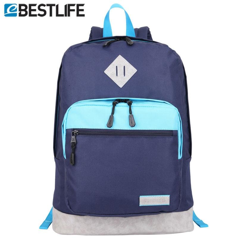 BESTLIFE Jungen Mädchen Schultaschen Lässig Rucksack für Jungen - Rucksäcke