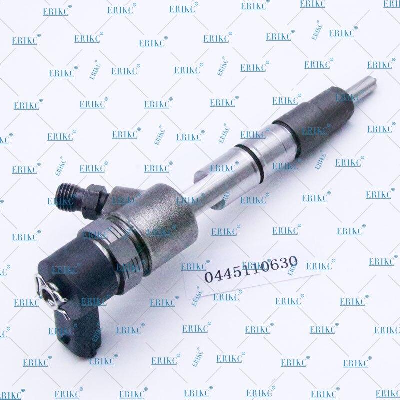 Frank Erikc 0445110630 Kraftstoff Common Rail Ersatzteile Injector 0445 110 630 Hohe Qualität Einspritzdüse 0 445 110 630 SchöNer Auftritt