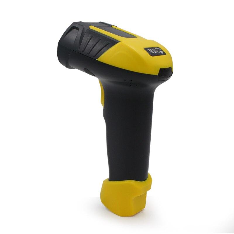 Yk-a8 Best 1D лазерный сканер штрих-кодов USB/RS232 Интерфейс 150 раз/сек Бесплатная доставка