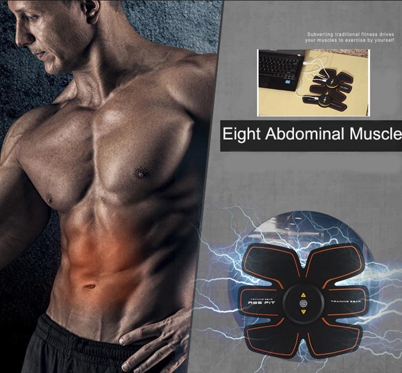 Abdominal EMS – 6 Pack PLUS 6