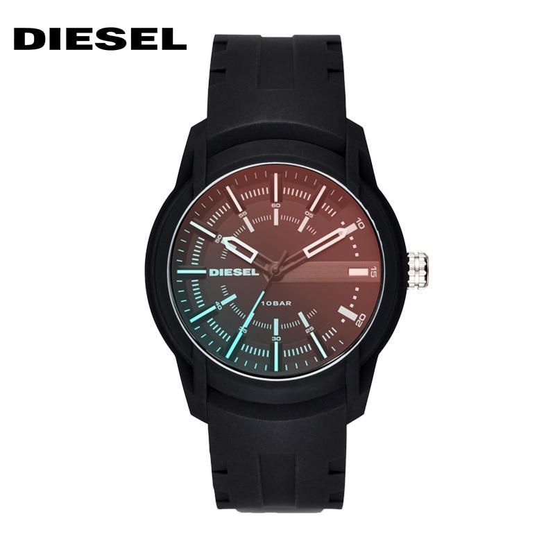 Diesel AMBER Series Black Polarized Mirror Watch DZ1819 diesel armbar dz1819