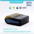 Дешевые 3 inch Bluetooth термальный Принтер pos поддержка 1D/2D Штрих-Код, портативный принтер для билетов 80 мм android мобильного предоставляем бесплатный SDK