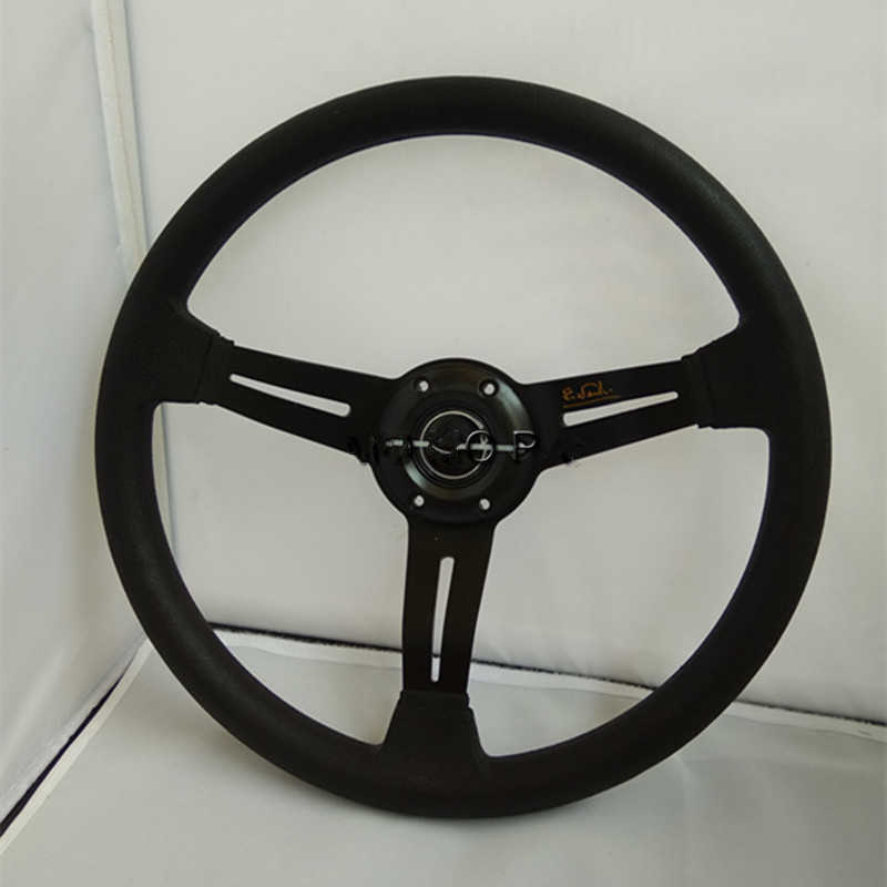GOLD 330MM STEERING WHEEL PURPLE QUICK RELEASE FOR NISSAN 240SX 300ZX 200SX