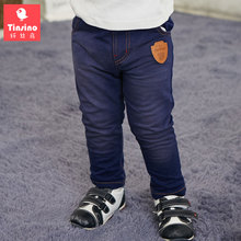 Tinsino Baby Boys Autumn Fashion Jeans Pants Toddler Spring Casual Denim Trousers Infant Jeans Children Clothes Kids Clothing