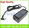 19.5 В 2.31A 45 Вт ноутбук AC адаптер питания зарядное устройство для HP ProBook 11 G1 EE Envy 15-u000 15t-u000 x360 кабриолет ПК