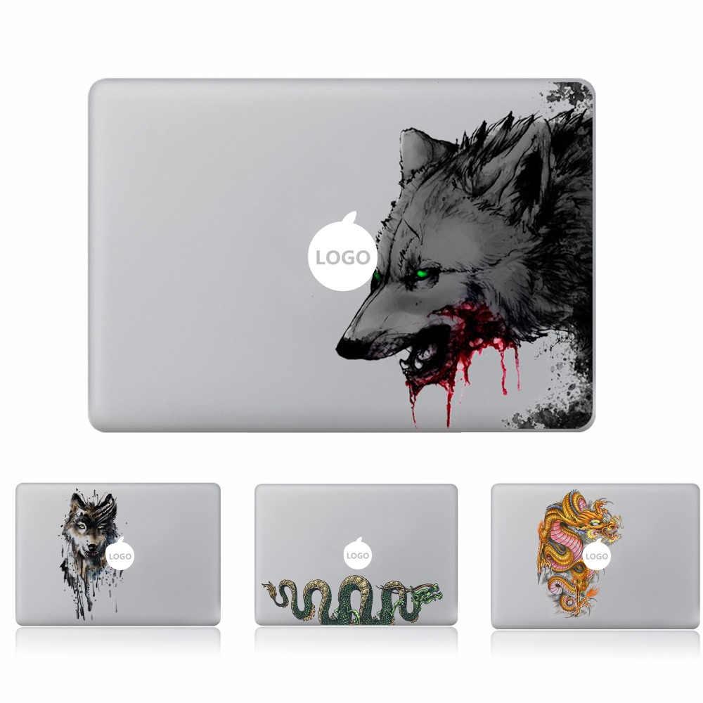 Độc đoán động vật Người Đàn Ông yêu thích của Vinyl Decal Máy Tính Xách Tay Sticker cho macbook Pro Air 13 inch Phim Hoạt Hình máy tính xách tay Da shell cho macbook