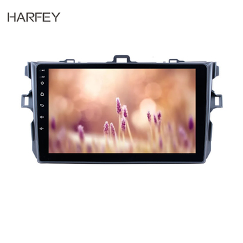 """Harfey 9"""" GPS Multimedia Navigation System Android 8.1 for Toyota Corolla Pure  2006-2012 with 3G WiFi Radio Tuner Bluetooth new"""
