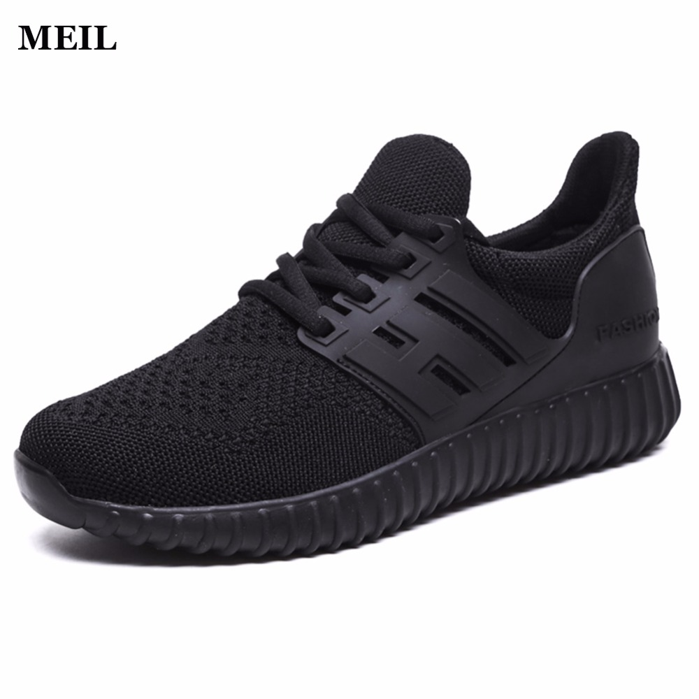 Women Air Mesh Casual Shoes Tenis Feminino PU Leather Solid Flat Comfortable Breathable Superstar Trainers Zapatillas Hombre 2017brand sport mesh men running shoes athletic sneakers air breath increased within zapatillas deportivas trainers couple shoes
