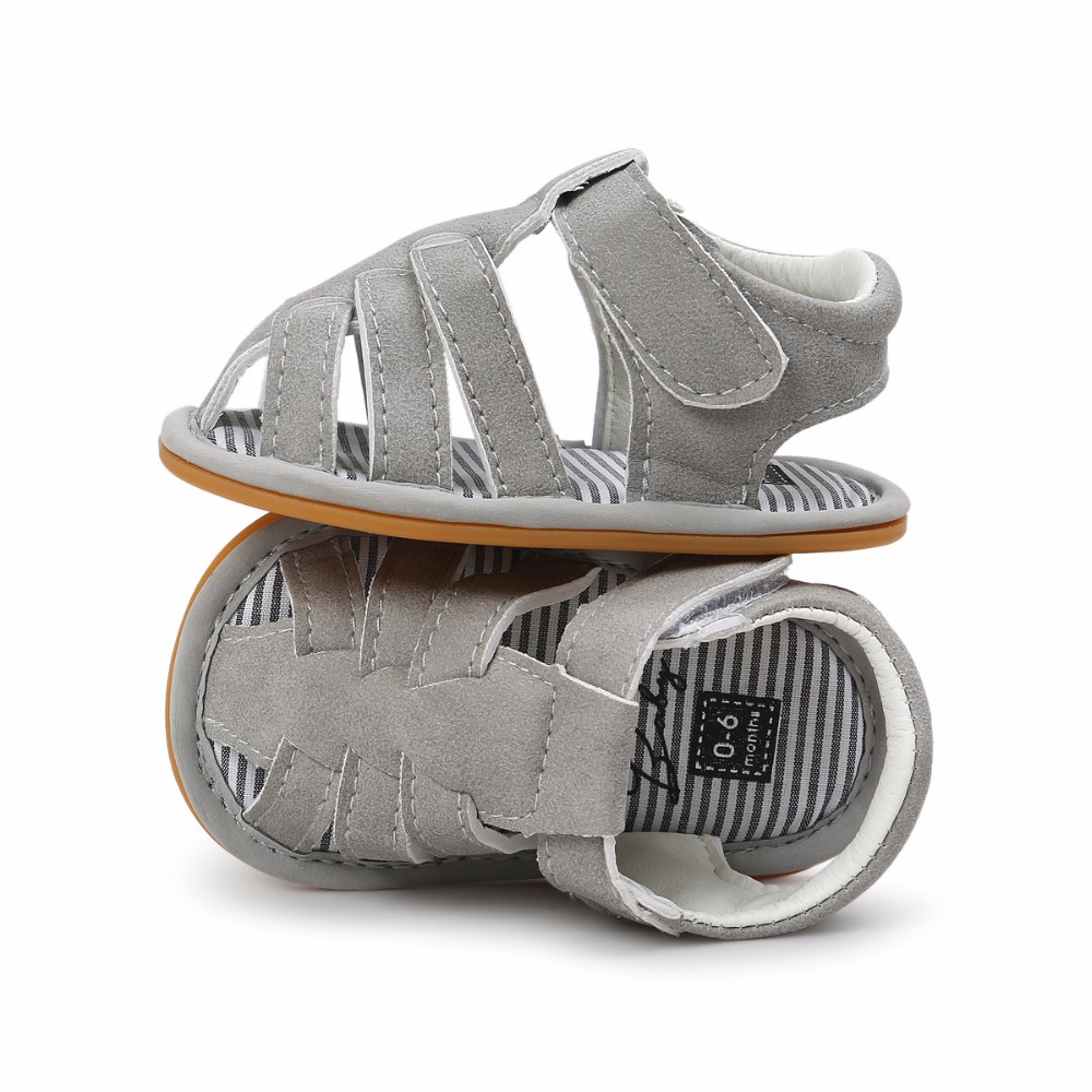 Gray-Color-Summer-Autumn-Newborn-Baby-Boy-Sandals-Clogs-Shoes-Casual-Breathable-Hollow-For-Kids-Children-Toddler-2