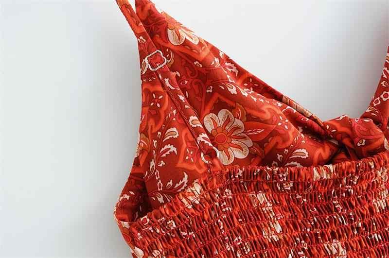 Цвет: красный, Цветочный принт пляжные шорты ремень блузка летние майки сексуальный топ с бантом и v-образным вырезом рубашка с оборками Для женщин женские блузки C451