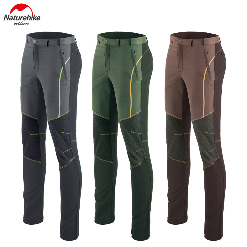 New  Men Women Trousers Sport Pants Summer Pants Climbing Trousers NH15K001-M