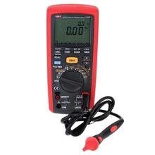 UNI-T UT505B Handheld Insulation Resistance Tester True RMS Insulation Resistance Multimeter 1000V Megohmmeter LCD Backlight fast arrival dy3166 analog insulation resistance tester 2000m ohms 1000v
