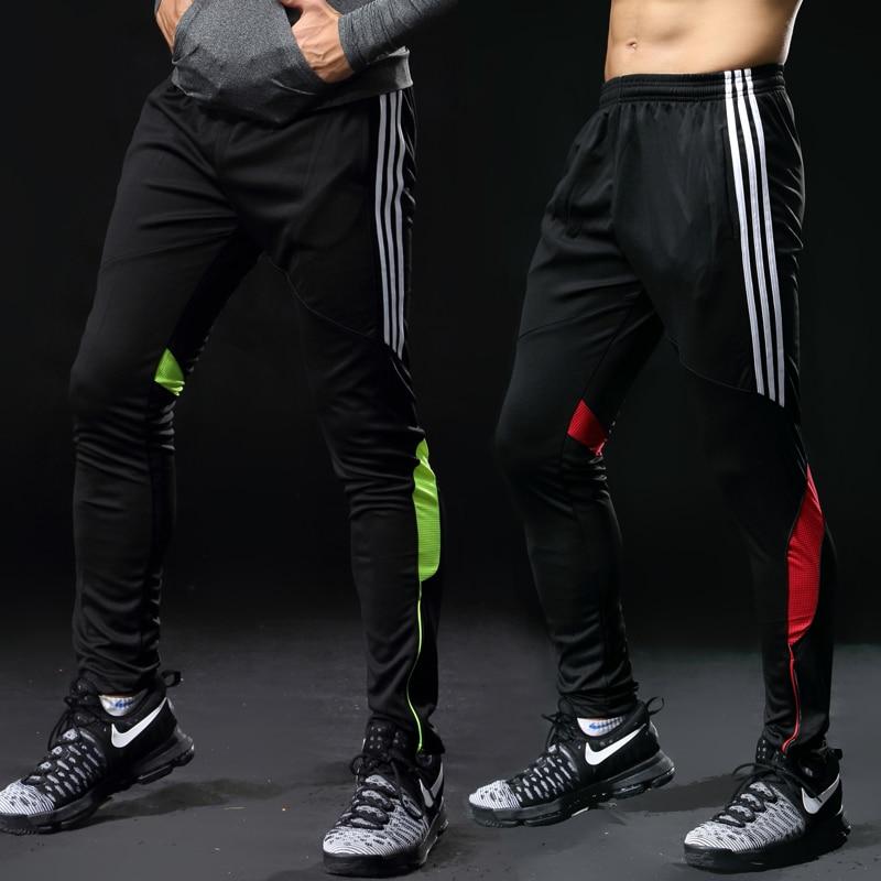 Winter Soccer Pants Slim Jersey Sport Jogging Pants Professional Football Training Running Pants Tracksuit Trousers Leg Pants