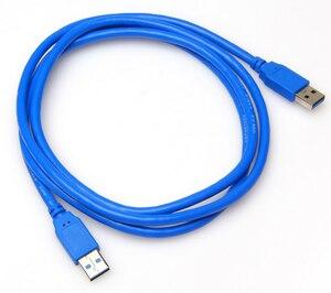Image 3 - 10 Uds 1M 3 pies USB 3,0 tipo A macho adaptador de extensión AM Cable HDD
