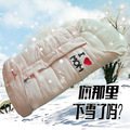 Baby hold children's cart sleeping bag children winter thickening sleeping bag envelope baby sleeping bag