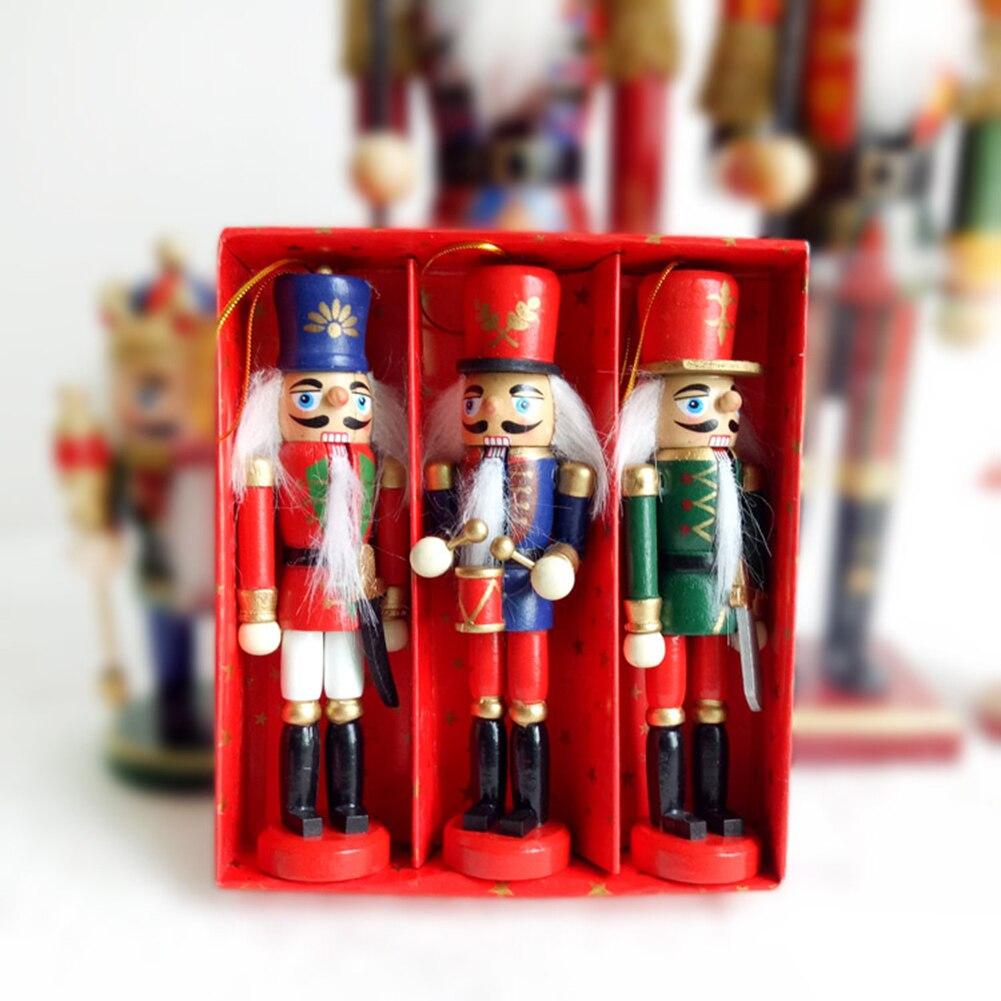 Aliexpress.com : Buy 6pcs Nutcracker Puppet Zakka Christmas ...