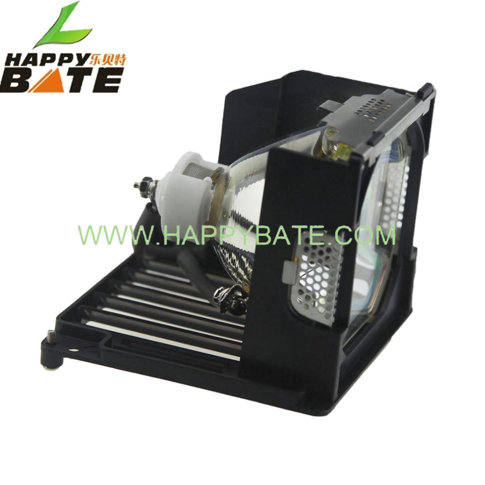 ФОТО wholesale POA-LMP68 Replacement Lamp For S ANYO Projector PLC-SC10/PLC-XC10 With Housing 180 days warranty happybate