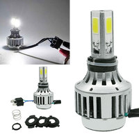 1PCS H4 9003 HB2 LED Car Motorcycle Headlight Bulb Hi Lo Beam 32W 3000LM 6000K White