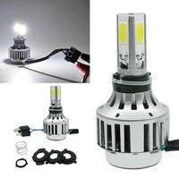 1PCS H4 9003 HB2 LED Car Motorcycle Headlight Bulb Hi Lo Beam 32W 3000LM 6000K White