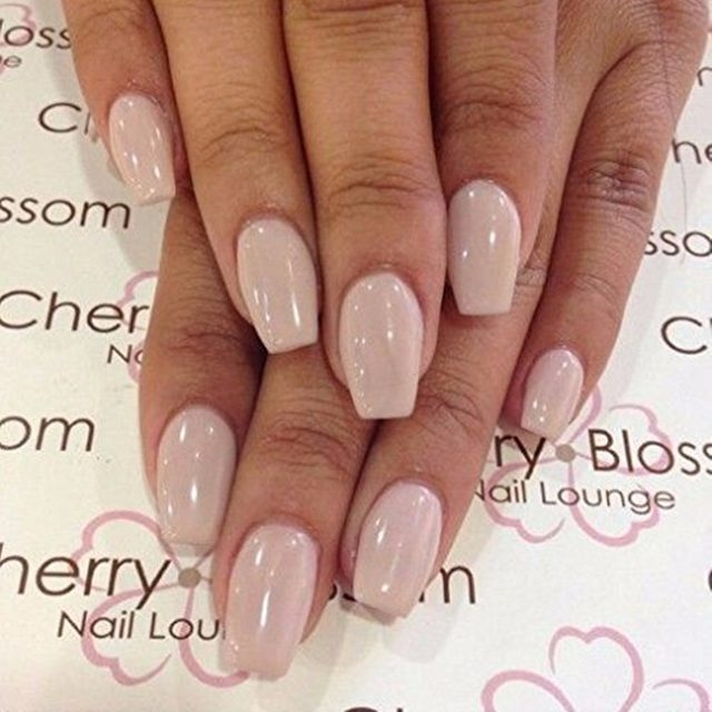 Online Shop Makartt 500 pcs/lot Short Coffin Nails Clear Natural ...