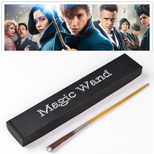 New Year Magic Fantastic Beasts and Where to Find Them Newt Scamander Wand Gift Harry Potter stick(China (Mainland))