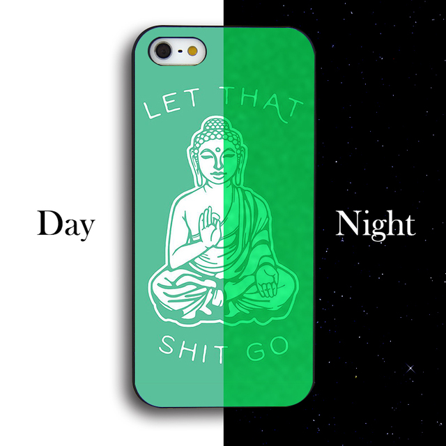 Buddha Hard PC Phone Case Cover For Apple iPhone 4 4S 4G 5 5S 5G 6 6S 6PLUS 6S PLUS 7 7PLUS 8 8PLUS