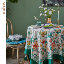 Linen Tablecloth Decorative Home hotel wedding party Table Cloth High Quality table cloth Ins