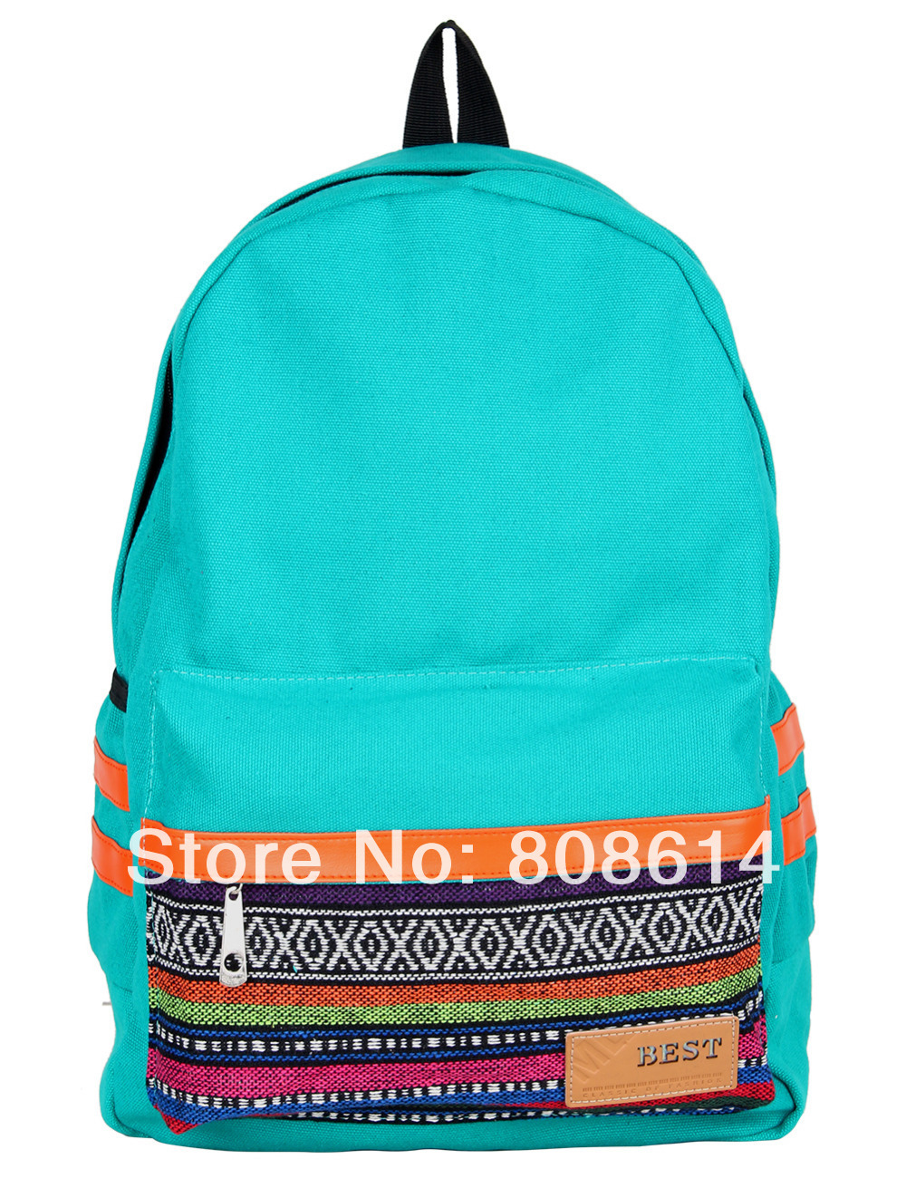 Aliexpress.com : Buy Hot Shoulders Backpack Sweet Canvas Colors ...