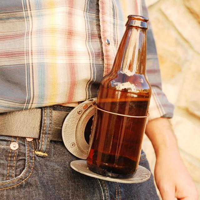 Beer Bottle Holder Buckle