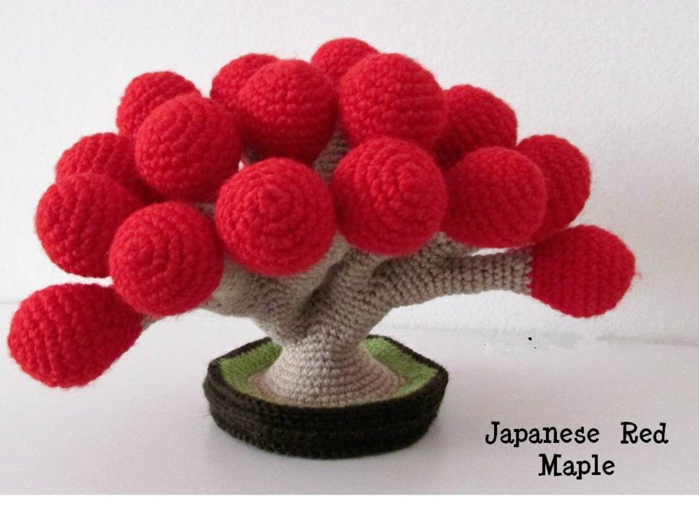 Crochet Toys  Amigurumi Toy Flower L Model    Number XC041014