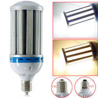 10 Uds al aire libre IP65 impermeable alta potencia bombilla LED tipo mazorca 55W 65W 162 leds 5730 AC85-265V E27 E40 campana montaje alto jardín lámpara de maíz