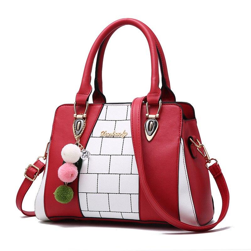 1 Elaborazione 2018 Trucco Di Womenbags Tote Dell'unità 6 Pelle Nuovo Modo Messenger Mujer Designer Ken In Bag 4 5 De 3 2 Micky Bolsa Spalla 0wx8St