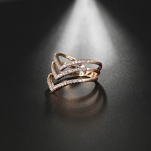 Heart Shaped Rings for Women