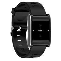 Tüketici Elektroniği'ten Akıllı Bileklikler'de 696 K88 Artı akıllı saat Spor Bandı Bilek Bilezik Bileklik nabız monitörü