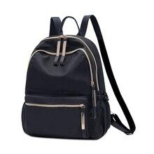 Fashion Women Backpack Causal Nylon Back pack High Quality Female Shoulder bag School Backpacks for For Teenagers Girls mochila