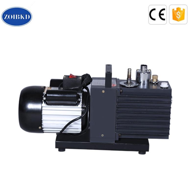 Lab Equipment 2XZ 2 Chemical Industry oil rotary vane Vacuum Pump Dual stage pump