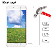 Tempered Glass For ASUS ZC520KL Screen Protector Protective Film For Asus ZC520KL Screen Protector Protective 9H 2.5D 0.26mm nl6448ac33 24 disblay screen