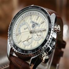 Los Hombres de lujo Marca WatchTEVISE Reloj de Cuero Resistente Al Agua Relojes de Los Hombres Reloj Mecánico Automático Para Hombre Relojes de Pulsera Relogio Feminino